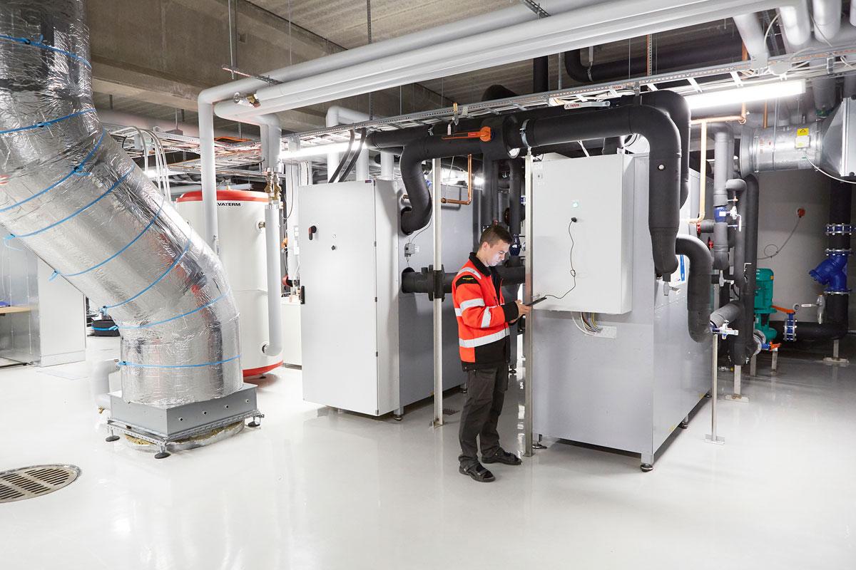 Uuden tehtaan myötä Ab Korv-Görans Kebab Oy on vähentänyt vuosittaisia CO2-päästöjä 938 tonnia.