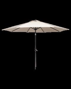 Päivänvarjo 3 m kallistettava beige