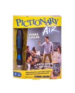 Pictionary air peli