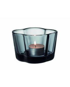 Aalto kynttilälyhty 60mm harmaa