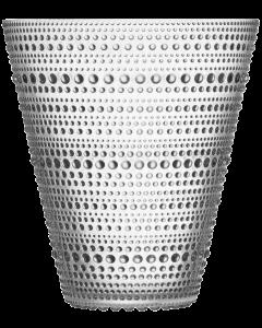 Kastehelmi maljakko 154mm kirkas