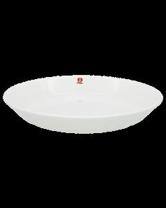 Teema lautanen 21cm valkoinen