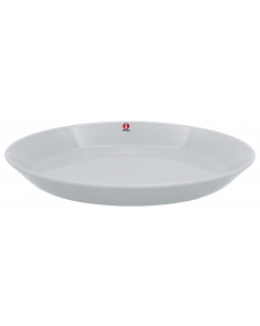 Teema lautanen 26cm helmenharmaa