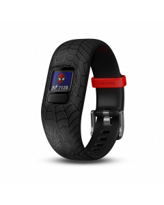 vivofit jr.2 Marvel Spiderman musta