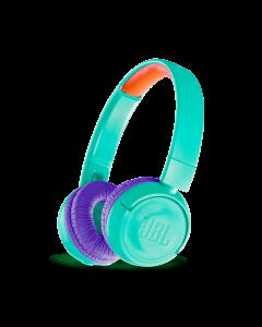 jr300bt lasten kuulokkeet langattomat vihreä