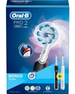 Oral-B PRO2900 tuplarunko sähköhammasharja
