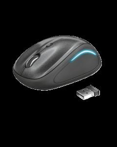 Yvi Fx langaton hiiri musta