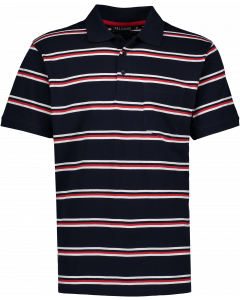 Calistone kauluksellinen t-paita