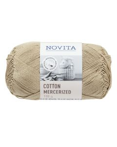 Novita Cotton Mercerized lanka 100g