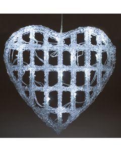 Sydän/rakkaus 30-led