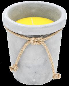 Citronella kynttilä
