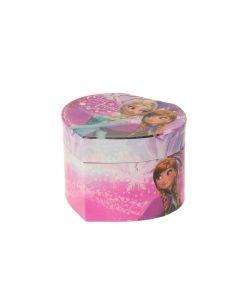Frozen korurasia laatikolla