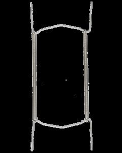 Metaltex lautaspidike 18-26cm