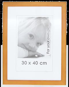 Kehys 30x40cm mahonki