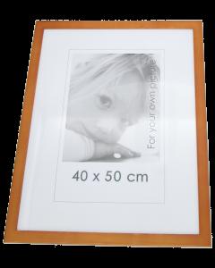 Kehys 40x50cm mahonki