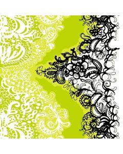 lautasliina mandarin vihreä