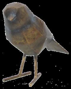 Lintu koriste/patsas
