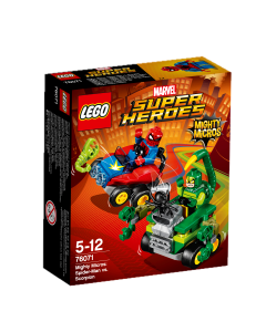 76071 Mighty Micros: Spider-Man vs. Skorpioni
