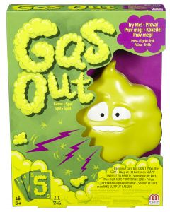 Gas Out peli