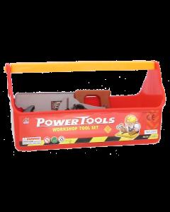 Lasten työkalupakki + työkalut