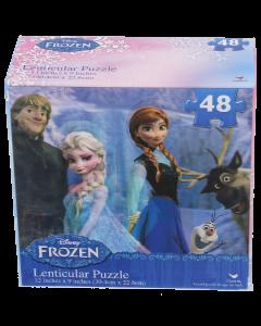 Frozen 3D palapeli