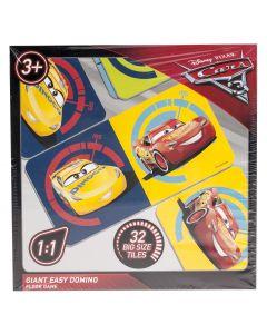 Disney Cars 3 dominopeli