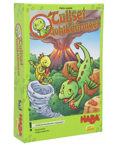Tuliset lohikäärmeet lastenpeli