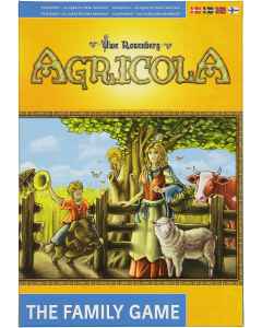 Agricola perhepeli