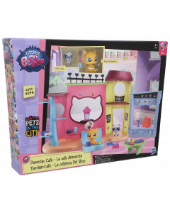 Littlest Pet Shop kahvila