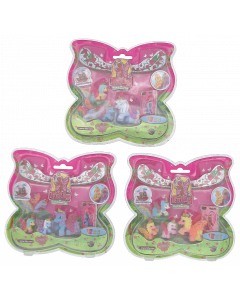Filly Family set 1+3