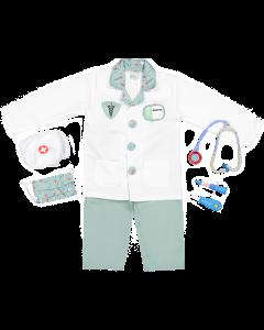 Lasten lääkäriasu