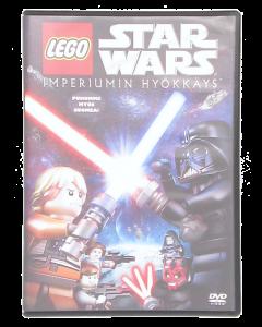 Lego Star Wars DVD Imperiumin hyökkäys