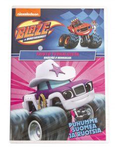Blaze ja monsterikoneet taisto työkaluista dvd