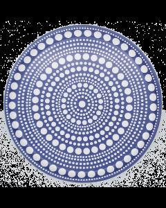 Iittala Kastehelmi-tarjotin sininen 35 cm