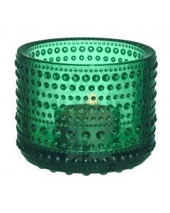 Kastehelmi kynttilälyhty 64mm smaragdi