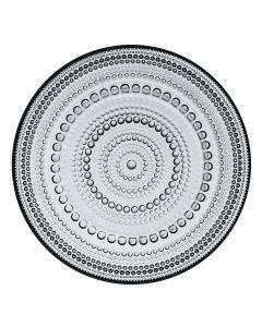 Kastehelmi lautanen 170mm harmaa