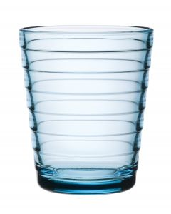 Aino Aalto juomalasi 22cl vaal.sin. 2kpl