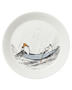 Muumi lautanen 19cm Alkuperää kunnioittaen