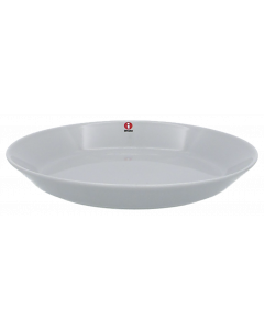 Teema lautanen 21cm helmenharmaa