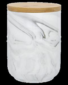 Purkki Marmori 12 cm x 15,5 cm