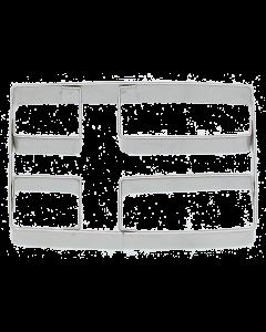 Suomi piparimuotti lippu