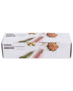 Heirol kertakäyttöiset pursotinpussit 100 kpl