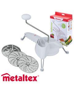 Metaltex raastinmylly 3 vaihtoterää