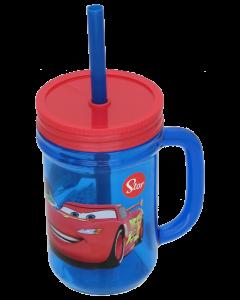 Cars juomapurkki pillillä