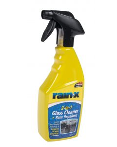 Rain-X 2-in-1 Glass Cleaner+Rain Repellent 500 ml