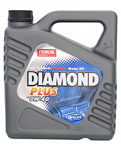 Teboil Diamond Plus SAE 0W-40 4 l