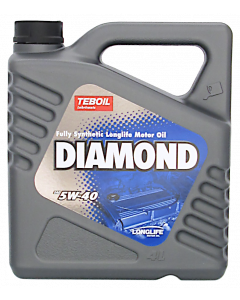 Teboil Diamond SAE 5W-40 4 l