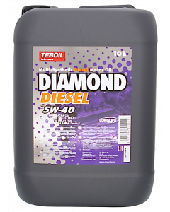 Teboil Diamond Diesel SAE 5W-40 10 l