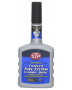 STP Complete Fuel System Cleaner Diesel 400 ml