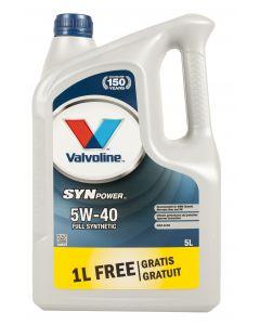 Valvoline SynPower 5W-40 5 l